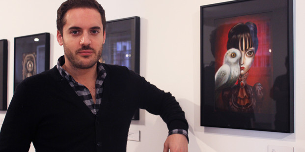 Benjamin Lacombe (Foto: Sonia Aguilera)